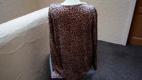 Foto 3 #NEU, #Shirt mit Leoprint, Gr. #46, #Meine Größe