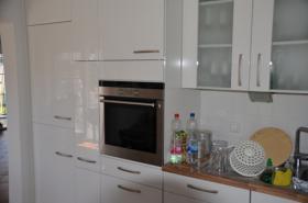 nobilia einbauk che wei hochglanz inkl siemens. Black Bedroom Furniture Sets. Home Design Ideas