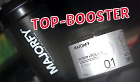 NOTROPIKA BOOSTER Focus + Energy gesundheit