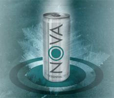 NOVA™ Energy-Drink der neuen Art!