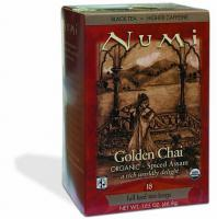 NUMI TEE Golden Chai - Spiced Assam Bio