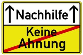 Nachhilfe in Mathe, Deutsch, Englisch von erfahrener und examinierter Lehrerin