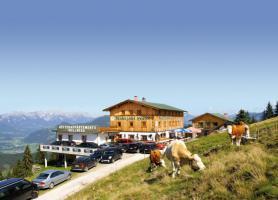 Natur pur – mitten in den Bergen auf 1.500 m