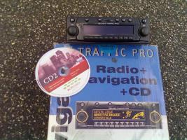 Navi-Autoradio BECKER Traffic Pro