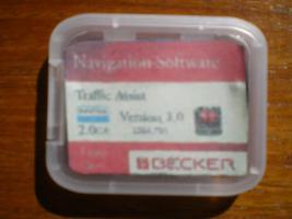 Navigations-Software: ' Europa V. 3' SD-Card für Becker Traffic Assist