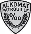 Nebenjob bei der Alkomat-Patrouille