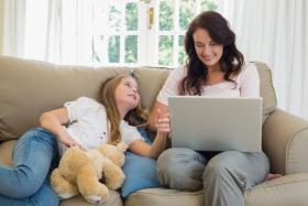 Nebenjob für aktive Mütter  - freie Zeiteinteilung Datenerfassung leichte Arbeit von zu Hause aus.
