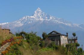 Nepal Trekking- Annapurna Circuit Nepal Jungle Safari 22 days (12th  of October-2nd of November)