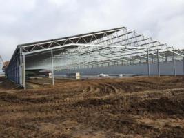 Foto 3 Neu Stahlhalle Stahlkonstruktion Gewerbehallen Hallenbau