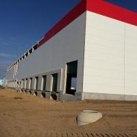 Foto 5 Neu Stahlhalle Stahlkonstruktion Gewerbehallen Hallenbau
