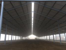 Foto 6 Neu Stahlhalle Stahlkonstruktion Gewerbehallen Hallenbau