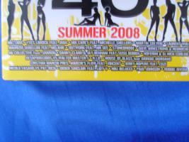 Foto 2 Neu, OVP Musik CDs 3 Audio CD, Los Cuarenta 40 Summer 2008 Box-Set, Party Schnäppchen