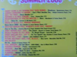 Foto 4 Neu, OVP Musik CDs 3 Audio CD, Los Cuarenta 40 Summer 2008 Box-Set, Party Schnäppchen