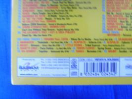 Foto 6 Neu, OVP Musik CDs 3 Audio CD, Los Cuarenta 40 Summer 2008 Box-Set, Party Schnäppchen