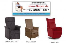 Neuartige Sessel Generation bei Rückenerkrankung