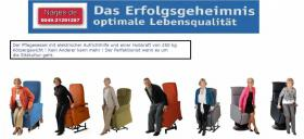 Foto 3 Neuartige Sessel Generation bei Rückenerkrankung