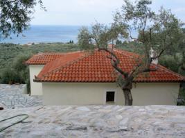 Neubau Einfamilienhaus auf dem Pilion / Griechenland