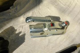 Neue AL-KO Kugelkupplung AK160 Ausführung B und weiteres