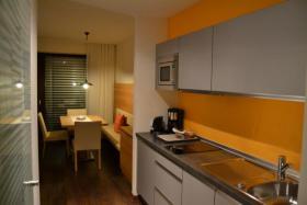 Foto 2 Neue Design Appartements in Südtirol im Aparthotel Alagundis bei Meran