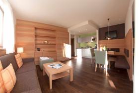 Foto 3 Neue Design Appartements in Südtirol im Aparthotel Alagundis bei Meran