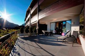 Foto 4 Neue Design Appartements in Südtirol im Aparthotel Alagundis bei Meran