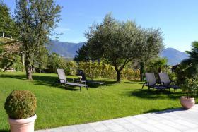 Foto 16 Neue Design Appartements in Südtirol im Aparthotel Alagundis bei Meran