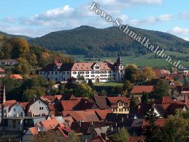 Foto 2 Neue Ferienwohnung mit super Fernblick in Schmalkalden/Thüringen für 1-4 Pers. mit Wintergarten & gratis Garagenplatz