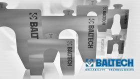 Neue Passplatte für präzise vertikale Maschinen Wellenausrichtung BALTECH-23458N
