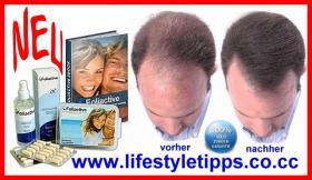 Neues Mittel gegen Haarausfall mit Garantie