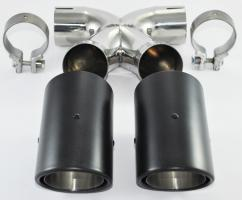 Foto 3 Neues Porsche Cayman Boxster 987 / 981 Carbon X-Soundendrohr