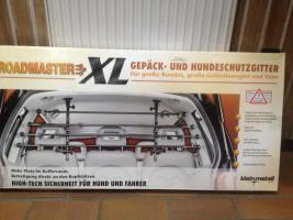 Neues Roadmaster XL Gepäck und Hundeschutzgitter von Kleinmetall