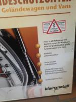 Foto 2 Neues Roadmaster XL Gepäck und Hundeschutzgitter von Kleinmetall