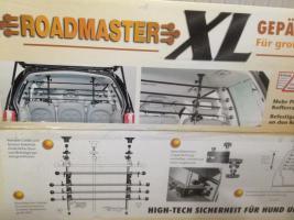 Foto 4 Neues Roadmaster XL Gepäck und Hundeschutzgitter von Kleinmetall