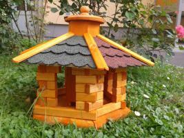 Neues Vogelhaus Futterhaus 30, -