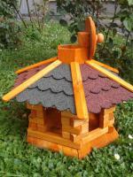 Foto 2 Neues Vogelhaus Futterhaus 30, -
