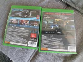 Foto 2 Neuwertige X-Box One Spiele; Metal Gear Solid V; Need For Speed