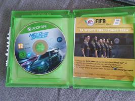 Foto 3 Neuwertige X-Box One Spiele; Metal Gear Solid V; Need For Speed