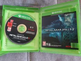 Foto 4 Neuwertige X-Box One Spiele; Metal Gear Solid V; Need For Speed