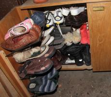 Nicht mehr benötige Schuhe sinnvoll weiter nutzen