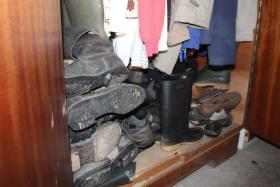 Foto 2 Nicht mehr benötige Schuhe sinnvoll weiter nutzen