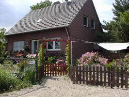 Niederrhein , Ferienwohnung mit Fahrrädern vor Ort