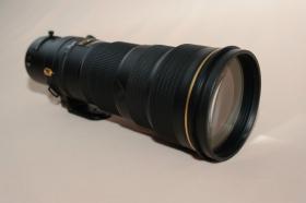 Nikon AF-S NIKKOR 500mm f/4 G ED VR Objektiv