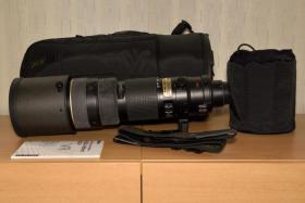 Nikon AF-S VR 200-400 mm 1:4G IF ED VR