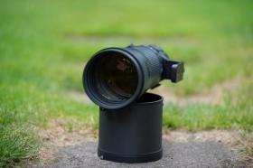 Nikon Nikkor 200-400 mm F/4 AF-S VR II G ED Objektiv