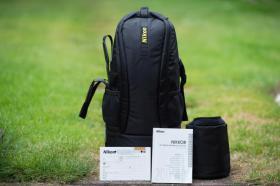 Foto 2 Nikon Nikkor 200-400 mm F/4 AF-S VR II G ED Objektiv