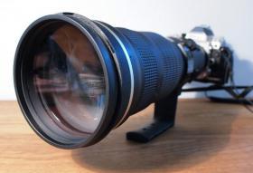 Nikon Nikkor AF-S 500 mm F/4,0 D IF-ED Objektiv