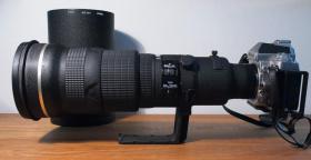 Foto 2 Nikon Nikkor AF-S 500 mm F/4,0 D IF-ED Objektiv