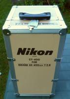 Nikon Nikkor ED 2.8 /400mm MF AIS