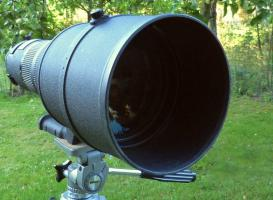 Foto 3 Nikon Nikkor ED 2.8 /400mm MF AIS