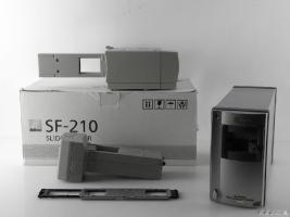 Nikon Super Coolscan 5000 ED Film Scanner + Nikon SF 210 Slide Feeder